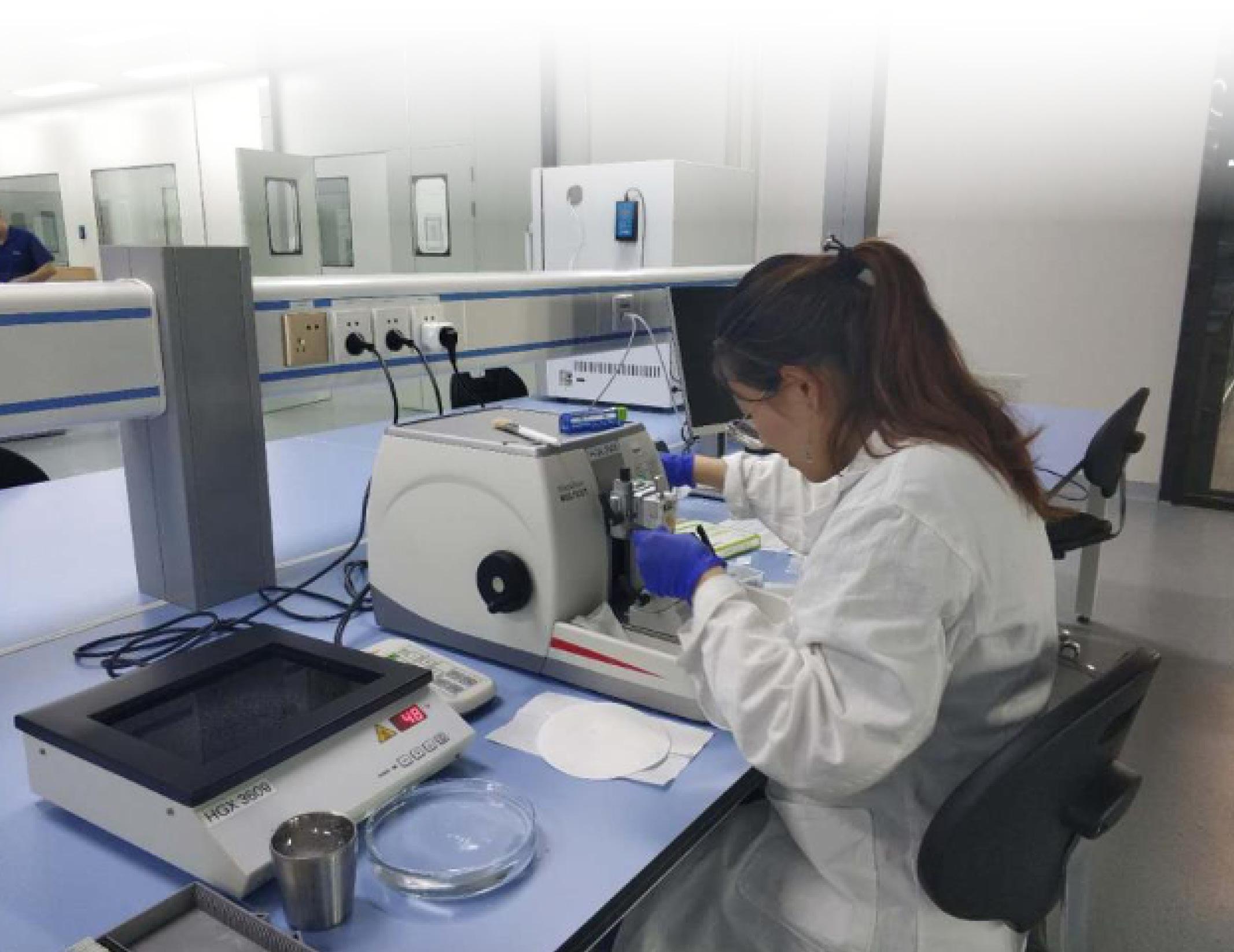 Caprion-HistoGeneX<br>Maintenant prêt à recevoir vos échantillons en Chine